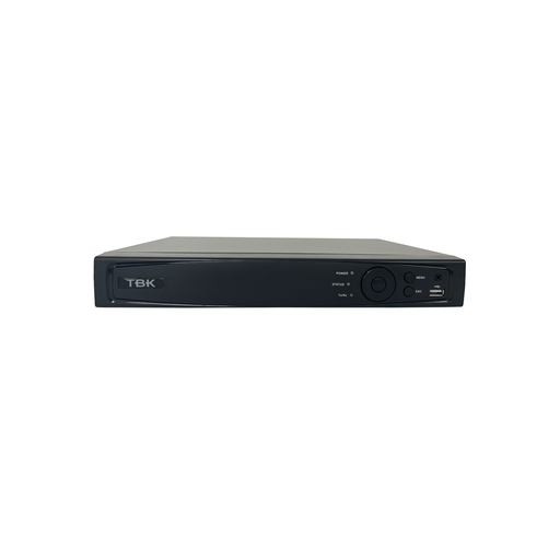 [340301027] VIDEO IP TBK-NVR2216